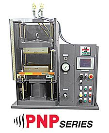 New PNP Series Pneumatic Presses from Carver